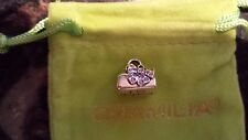 Authentic Chamilia Disney Minnie Mouse Loves Shopping Charm