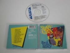 STRAY CATS/THE BEST OF STRAY CATS BACK TO THE ALLEY(ARISTA/BMG 260 963) CD ALBUM
