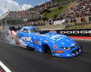 "John Force Pro Stock Camaro Peak Funny Car Poster 8""x10"" Photo"