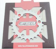 FSA 27T Steel MTB 386 Chainring X-10 Speed 86 BCD 3 Bolt Gray Bike New NIB