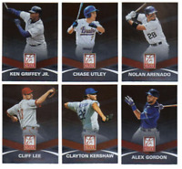 2015 Panini Elite Baseball - Base Set Cards & RC's - Choose From Card #'s 1-200