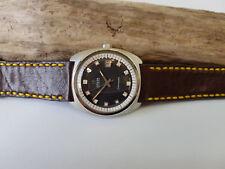 RARO GRANDE VINTAGE OMEGA SEAMASTER Quadrante Nero Data Automatico CAL:565 Man's Watch