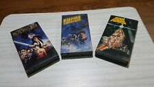 Star Wars Trilogy in VHS Tape Collectible Item bought in the US