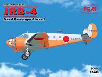 ICM JRB-4 Naval Passenger Aircraft Passagier Flugzeug 1:48 Bausatz Art. 48184