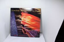 1988 summer olympics album one moment in time LP