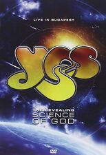 Yes-the revealing Science of God/Live a Budapest * DVD * neu&ovp!