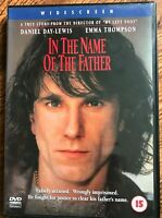 In the Name of the Father DVD 1993 Guildford 4 Four Ireland IRA Troubles Classic