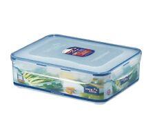 NEW Lock & Lock Rectangular Short Food Container 3.9L HPL834