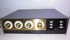 Vintage BOGEN AC-210 Tube Challenger Integrated Stereo Amplifier  /SERVICED