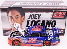 #22 FORD NASCAR 2017 * AAA INSURANCE * JOEY LOGANO - 1:24 lim.
