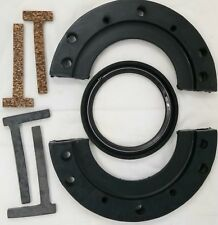 LAND ROVER PART REAR MAIN SEAL REPAIR KIT INCLUDES 2 PIECE CARRIER & SEAL-542494