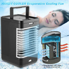 Portable 3 in 1 Air Conditioner Fan Cooler Evaporative Handy Humidifier Mini AU
