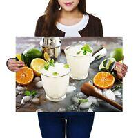 A2 - Margarita Cocktail Bar Club Poster 59.4X42cm280gsm #21123