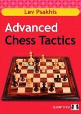ADVANCED CHESS TACTICS - NEW PAPERBACK BOOK