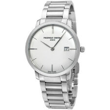 FREDERIQUE CONSTANT Automatic Silver Dial Stainless Steel Mens Watch FC306S4S6B3