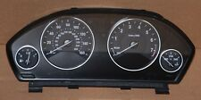 2013-2015 BMW 3 SERIES 316I, 328I, F30, F80 USED INSTRUMENT CLUSTER FOR SALE MPH