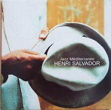 HENRI SALVADOR : JAZZ MEDITERRANEE [ CD SINGLE ]