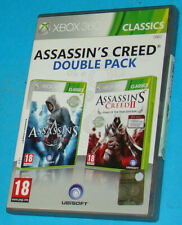 Assassin's Creed Double Pack - Microsoft XBOX 360 - PAL