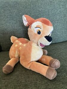 Disney Store Bambi Plush 32cm Length