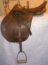 "Horse Saddle made in England 18"""