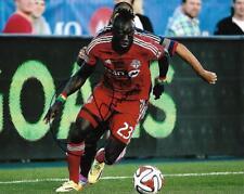 Dominic Oduro Toronto FC MLS Soccer Football signed 8x10 photo w/COA