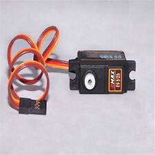2 PC Emax Digital Mini Servo ES3053 w/Gears 17.5g 23T For RC Helicopter Airplane
