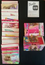 Barbie 2000 - Panini - complete set of stickers