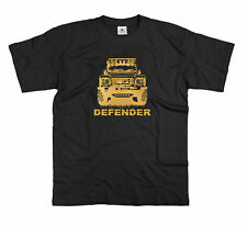 LAND ROVER MODIFIED DEFENDER 90 110 TDI 4×4 OFF ROAD VEHICLE T SHIRT