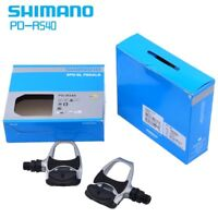 SHIMANO PD-R540 SPD-SL Pedals Road Bike With SM-SH11 Cleats