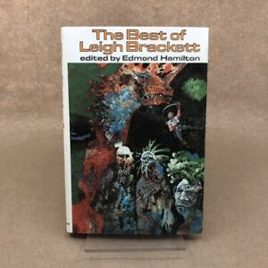 The Best of Leigh Brackett (Signed, Book Club Edition, Hardcover in Jacket)