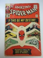 Amazing Spider-man #31, GD+ 2.5, 1st Appearance Gwen Stacy and Harry Osborn