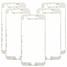 "Lot of 5 Apple iPhone 7 4.7"" Front Middle Frame Bezel LCD Holder Hot Glue White"