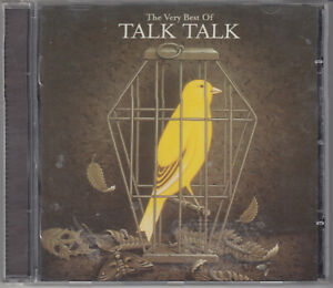 Talk Talk - The Very Best of - CD Album incl. Such A Shame It's My Life Eden