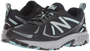 WIDE Woman New Balance 410V5 Cushioning Trail Running Shoe WT410C05 Black New