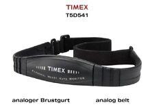 Timex t5d541 Análogo Textil Cinturón pecho - compatible con cinta de correr,