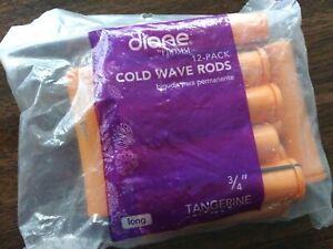 Long Cold Wave Rods 3/4'' Bigudís para permanente largos