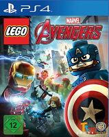 LEGO Marvel Avengers (Sony PlayStation 4) Versiegelt NEU OVP