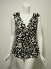 NWT Nanette Lepore Coralline Silk Top 6 $270