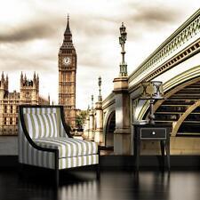 Fototapete Fototapeten Tapete Tapeten Foto inkl Kleister LONDON BIG BEN 3FX843P4
