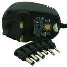Plug In Universal Power Supply Multi Voltage Regulated