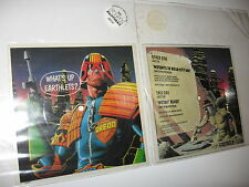 MADNESS FINK BROTHERS PIC DISC - MINT - 2000 AD JUDGE DREDD BOLLAND SUGGS 2 TONE