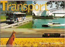 #T28.  TELSTRA  AUSTRALIA  PHONECARD PACK - TRANSPORT