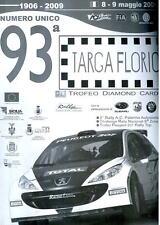 NEW NUMERO UNICO 93 TARGA FLORIO 2000   SPECIAL PHOTO B/W 36 PAG. 28X33