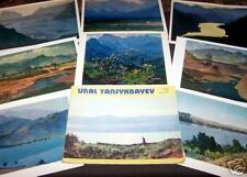 Album Reprod. SOVIET ART U.TANSYKBAYEV USSR Uzbekistan