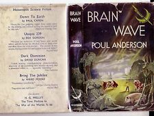 BRAIN WAVE (1st British & 1st Hardcover edition/Poul Anderson)