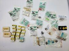 Large Vintage Transistor Lot, Mostly NIB - Sylvania ECG, NTE, Delco, Etc