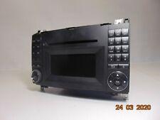 Mercedes B-Class W245 Radio CD player head unit A1698705494 used 2010