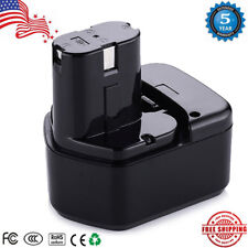 12V Battery for HITACHI EB1220BL EB1214S EB1212S DS FWH WH DH DN Series Drills