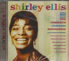 Complete Congress Recordings by Shirley Ellis (CD on Connoisseur)  BRAND NEW