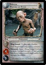LoTR TCG The Hunters Smeagol, Wretched And Hungry 15R49